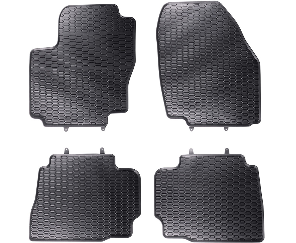TAPPETI TAPPETINI IN GOMMA Ford Mondeo Mk4 2006-2012