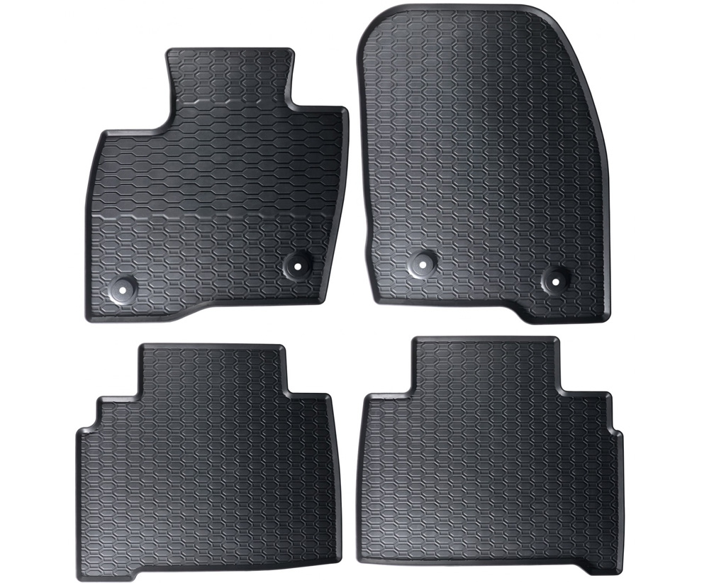 TAPPETI TAPPETINI IN GOMMA Ford S-max II / Ford Galaxy III dal 2015