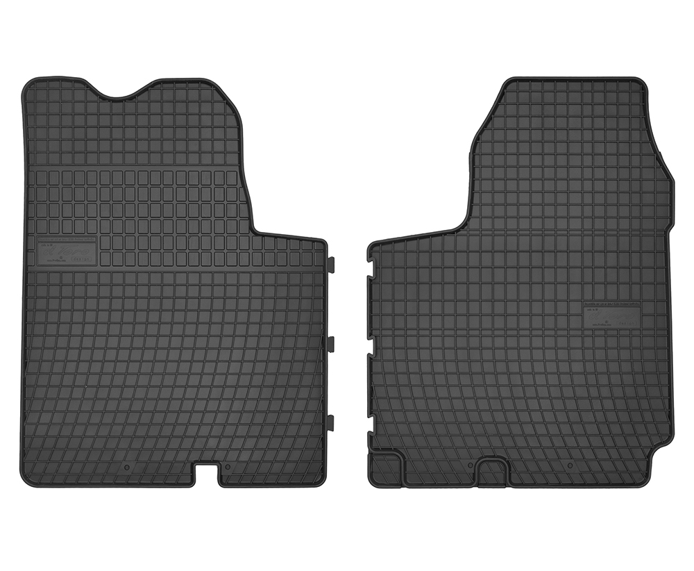 TAPPETI TAPPETINI IN GOMMA RENAULT Trafic 2001-2014 +*